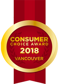 Iron Age Manufacturing is honoured to receive the Consumer Choice Award for our 10th consecutive year