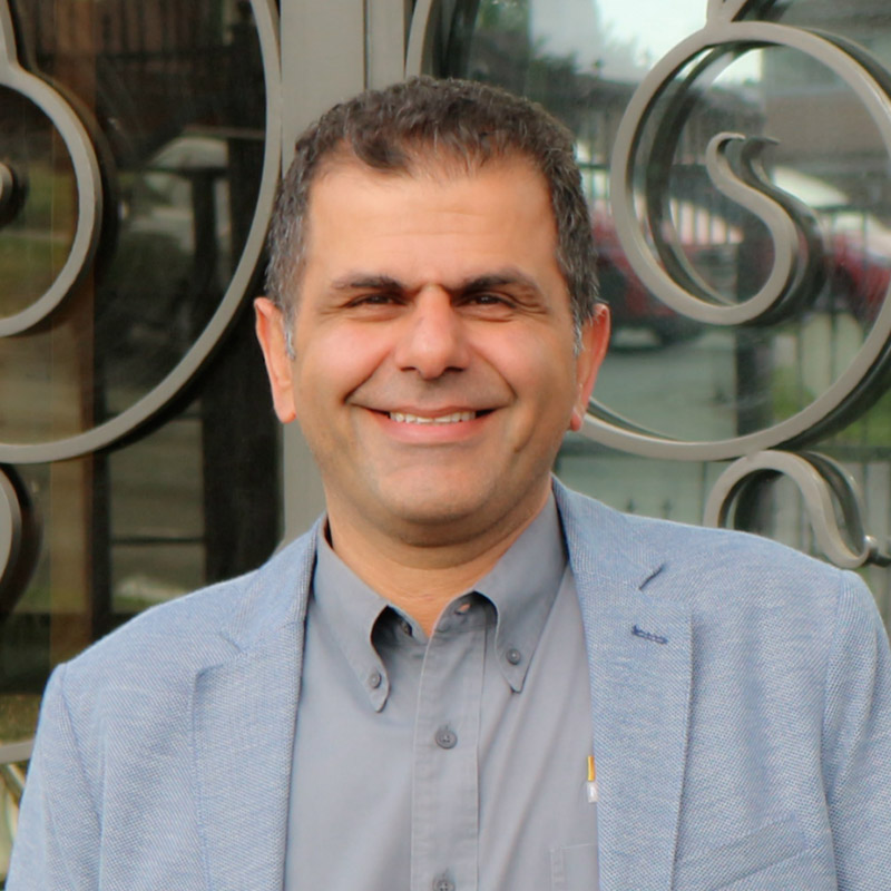Amin Mozaffari, Field Supervisor/Board of Director at Iron Age Manufacturing Ltd