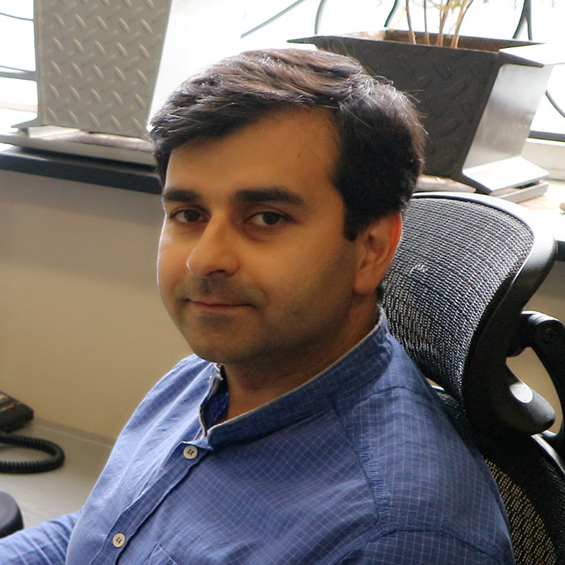 Hamid Talasaz,CAD Technician at Iron Age Manufacturing Ltd