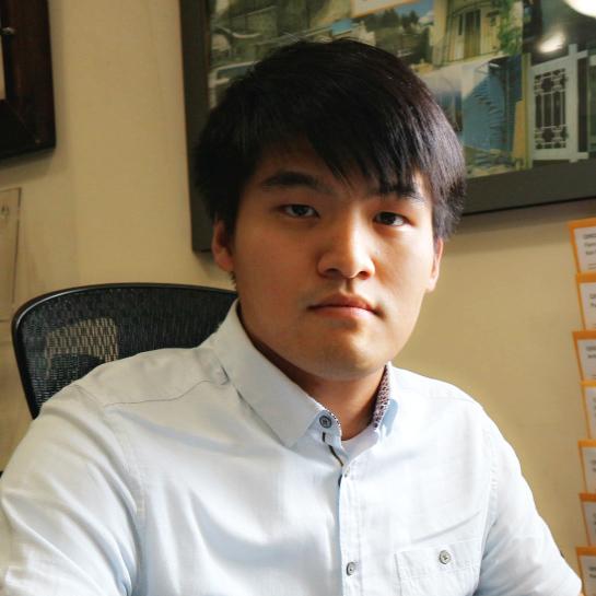 Jason Yu,Executive Secretary at Iron Age Manufacturing Ltd