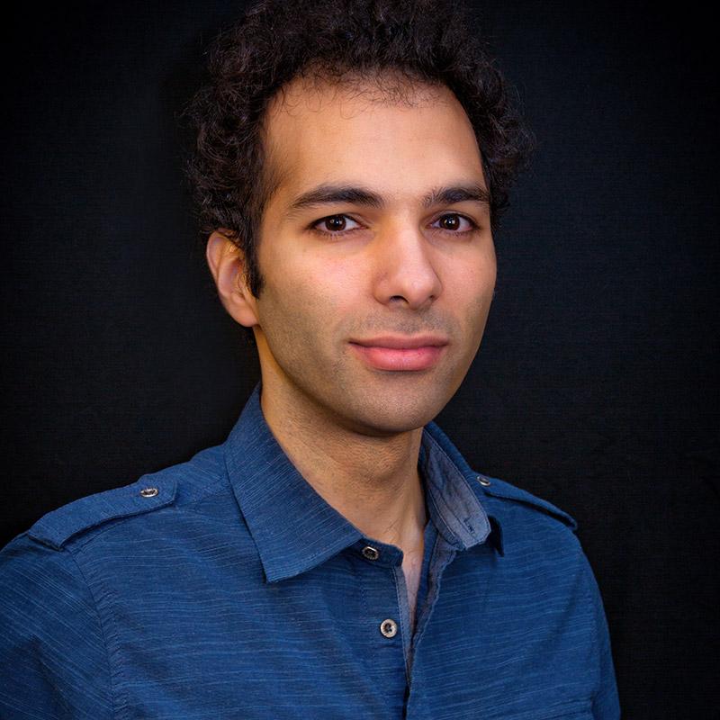 Reza Rad, Project Manager atIron Age Manufacturing Ltd