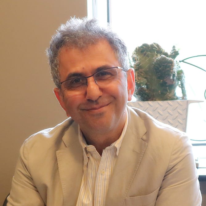Ali Mozaffari, Executive Director at Iron Age Manufacturing Ltd