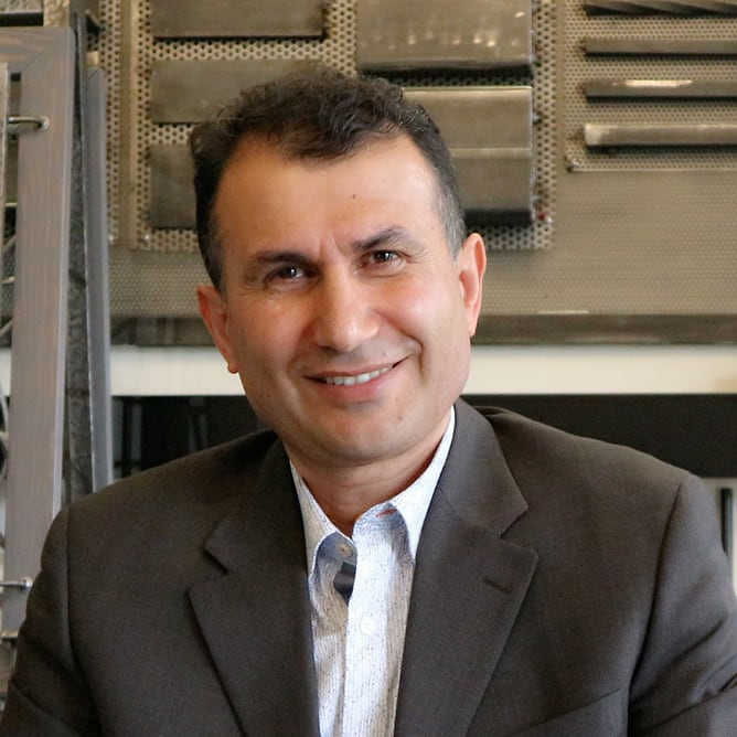 Amir Mozaffari, Project Manager/Board of Director at Iron Age Manufacturing Ltd