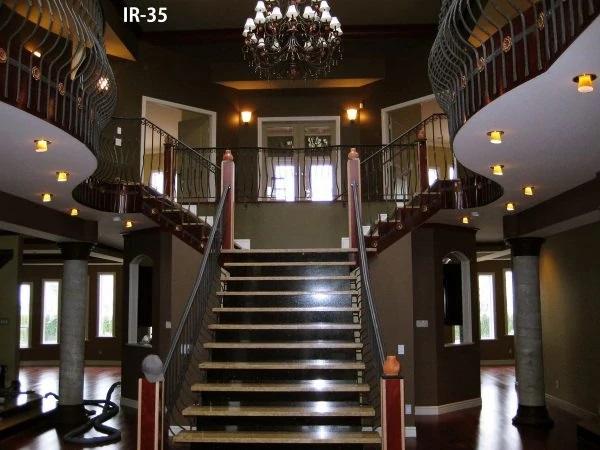 Residential Custom Stair Railings in Vancouver, BC